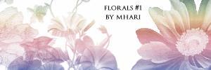 Florals I by mhari