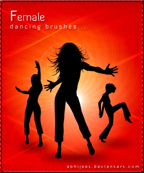 -_-_Female Dancing Brushes_-_-