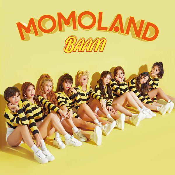 MOMOLAND - BAAM [JAPANESE ALBUM] by bornthemelody on DeviantArt