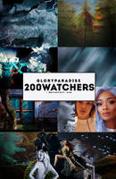 200 Watchers Resource Pack. by gloryparadise