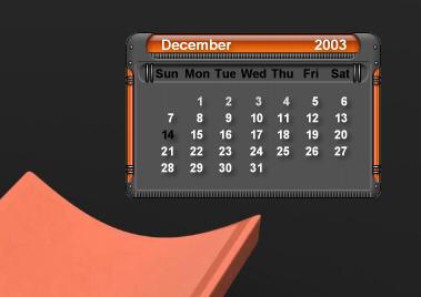 CopperDeckII DX Calendar by ssgoku-23