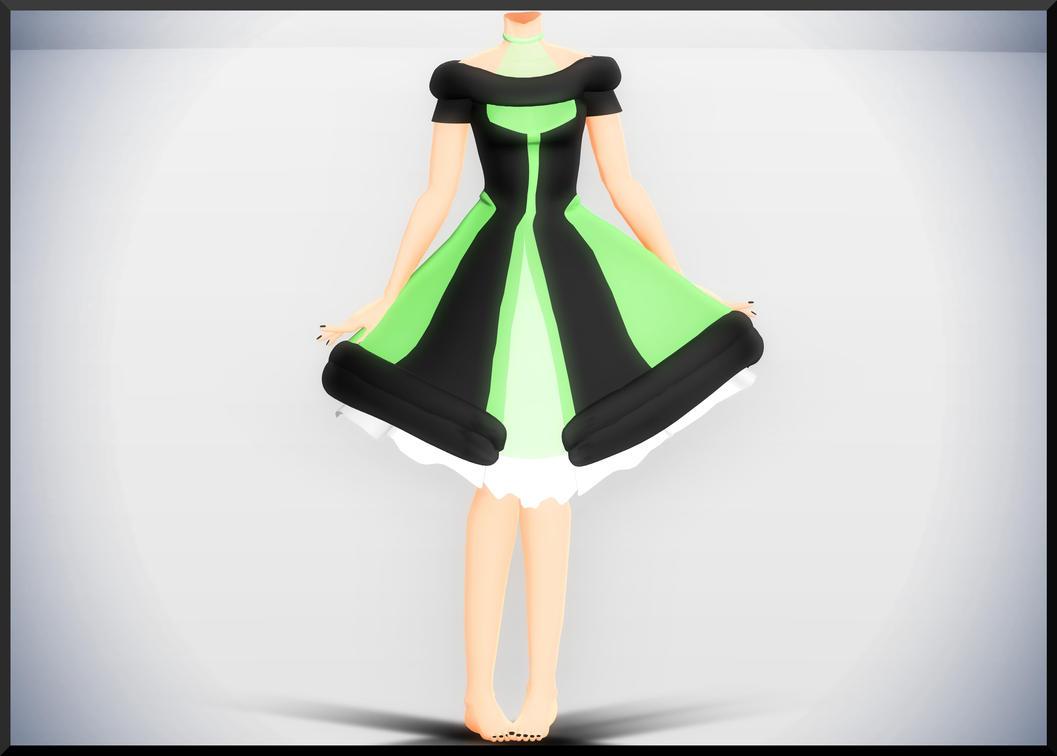 Belle22a Adalaide Dress- DL by MichiKairin