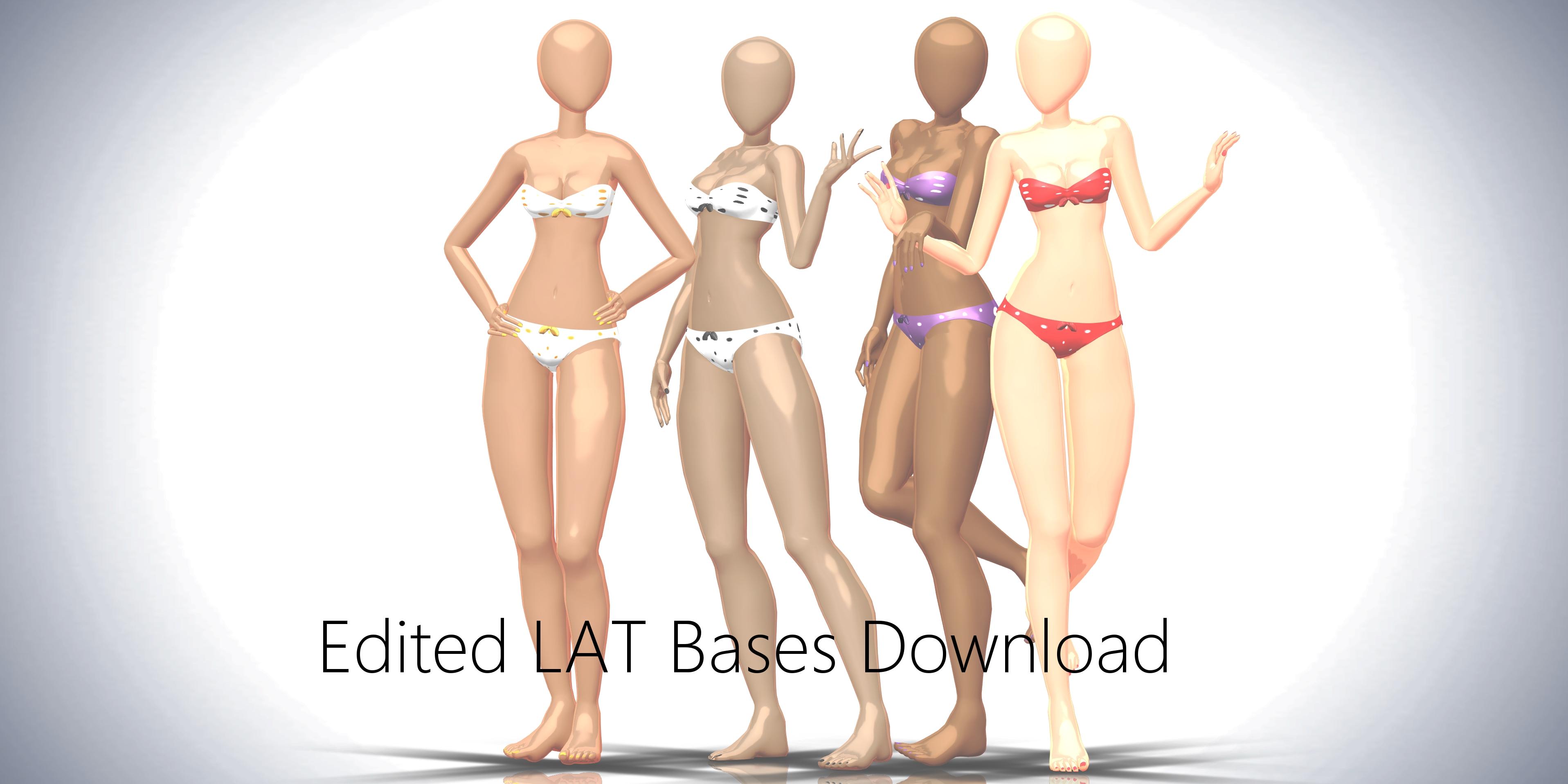 Edited LAT base- Download by MichiKairin