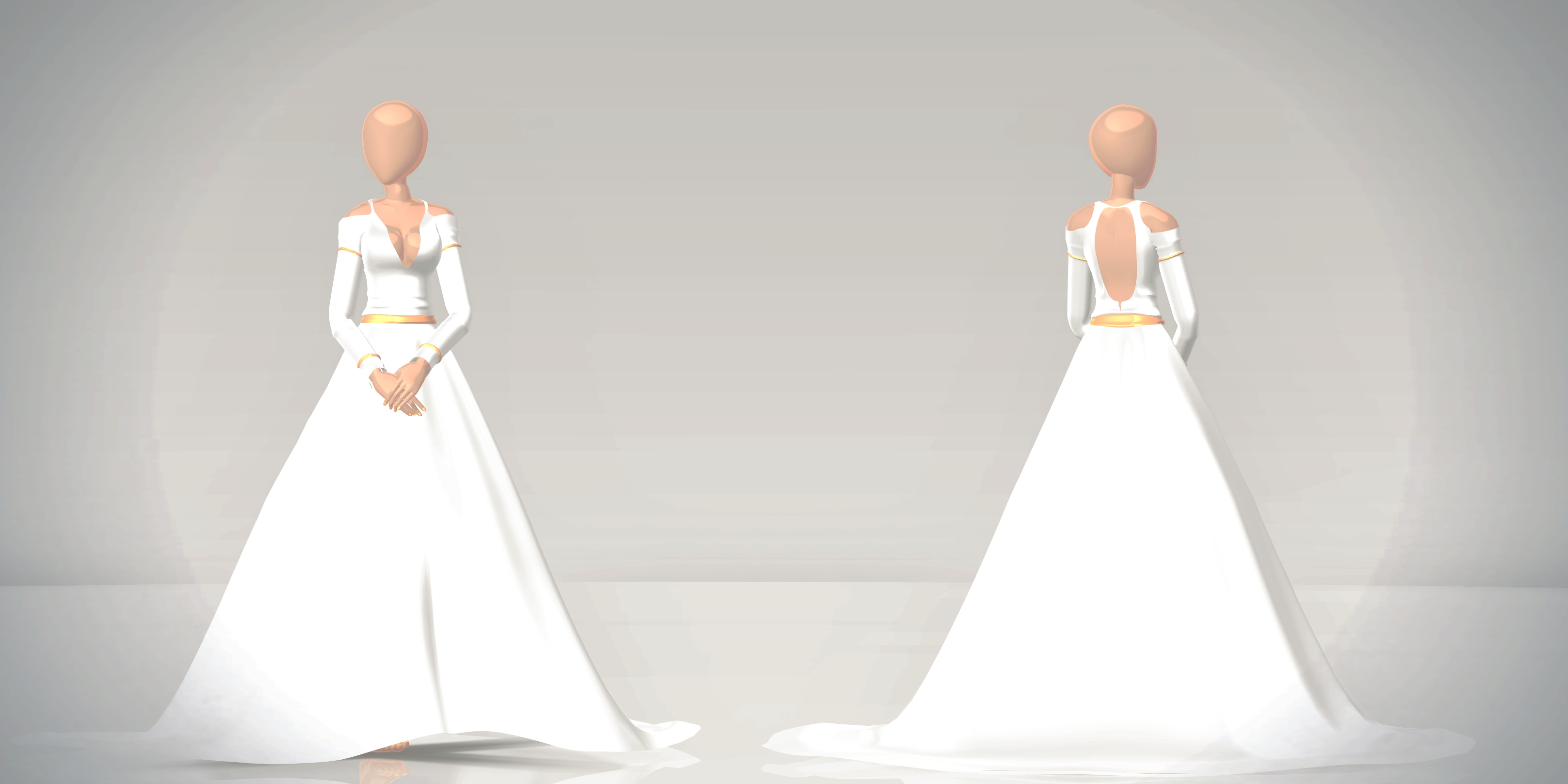 Goddess Dress- DL by MichiKairin