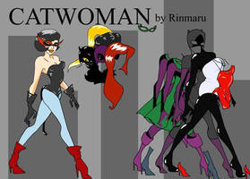 Catwoman flashdoll... by Rinmaru
