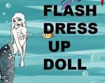 Mermaid Flash Dress up doll... by Rinmaru