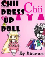 Chii Flash Dress up doll by Rinmaru