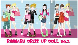 Rinmaru Flash dress up doll 2 by Rinmaru