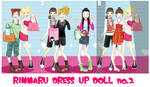 Rinmaru Flash dress up doll 2