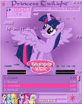 Princess Twilight amp by shadesmaclean
