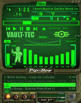 Pip-Boy 3000 amp (Green) by shadesmaclean