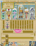 MLP - Pillars of Equestria amp by shadesmaclean