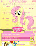 MLP Fluttershy winamp v2 by shadesmaclean