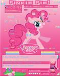 MLP Pinkie Pie winamp v2
