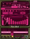 Fallout Pip-Girl 3000 Pink v1