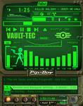 Fallout Pip-Girl 3000 Green v1