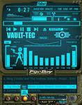 Fallout Pip-Girl 3000 Blue v1