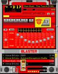 Transformers G1 Blaster winamp v2