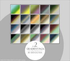 Gradient Pack 2 by deNoctem