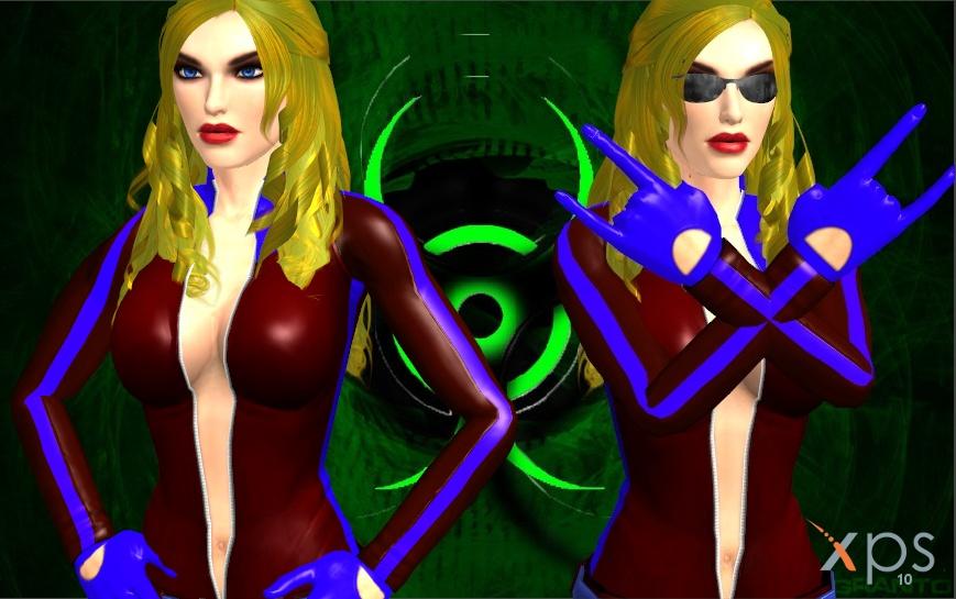 Karen Default Outfit Model (Download) by MissCatarina on ...