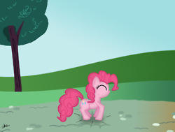 Filliedash Sonic Rainboom Pinkie Pie Bounce