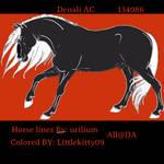 Denali AC EEP Stallion