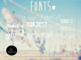 -Fonts