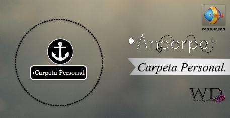 Ancarpet Skin - Xwidget | WD by osukatutoriales