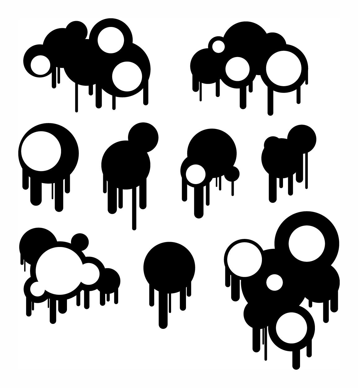 Circles And Drips