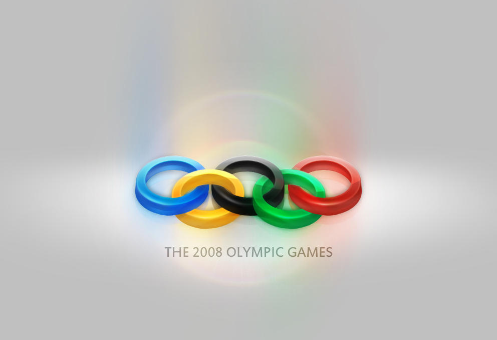 3D Olympics Logo - WP Pack by Axertion