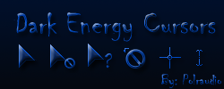 Dark Energy Cursors by Polraudio