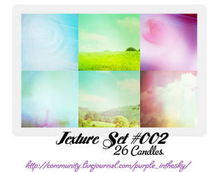 Texture Set 002 by luux-lu