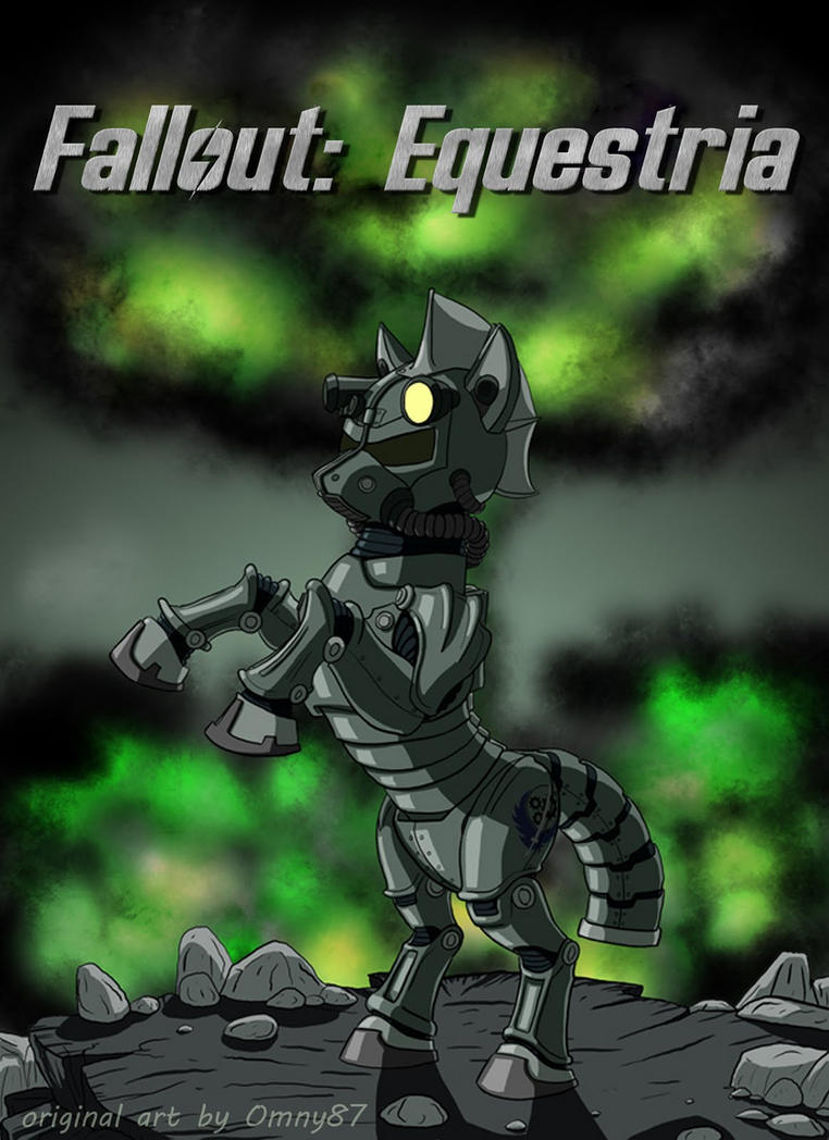 Fallout Equestria eReader - Official by jlryan