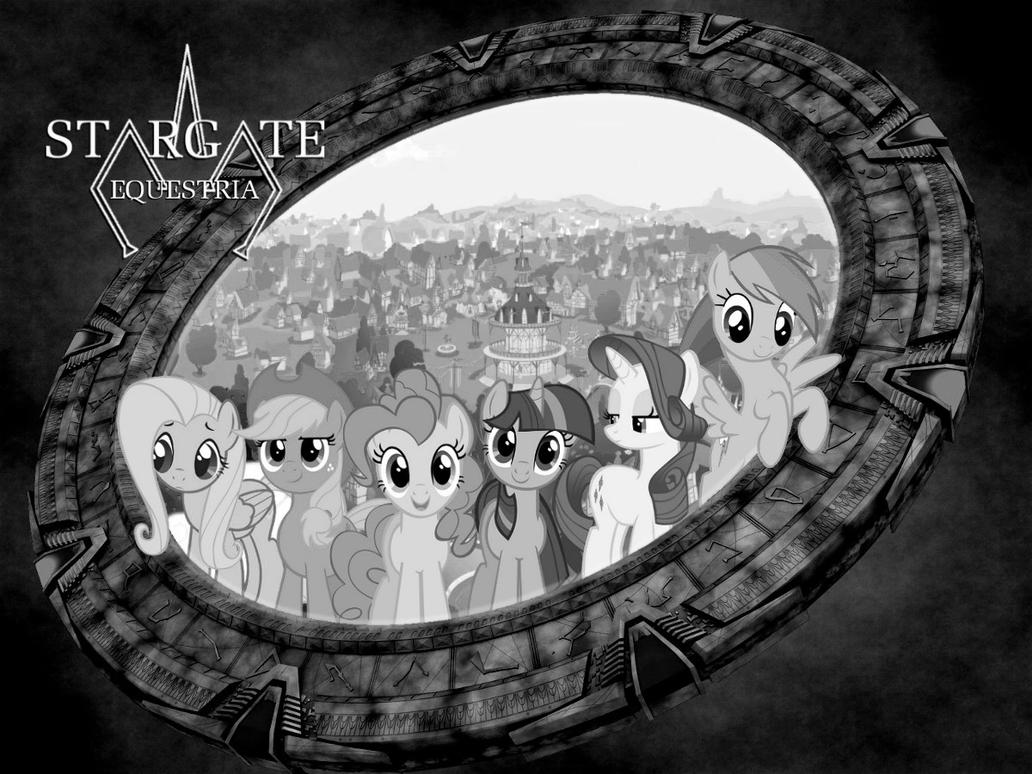 Stargate: Equestria eReader by jlryan