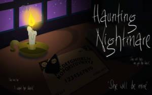 Haunting Nightmare eReader by jlryan