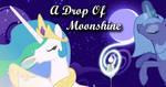 A Drop of Moonshine eReader
