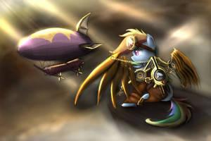 Of Steam Gears and Wings eReader by jlryan