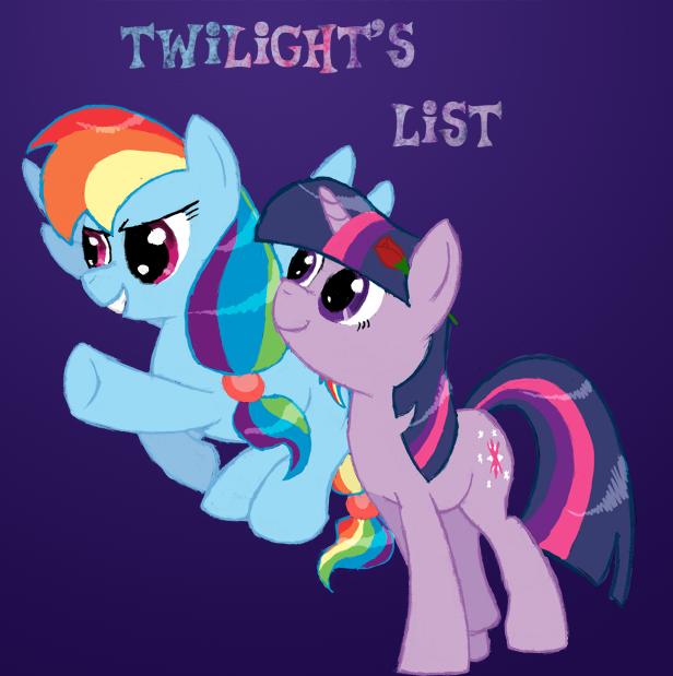 Twilight's List eReader by jlryan