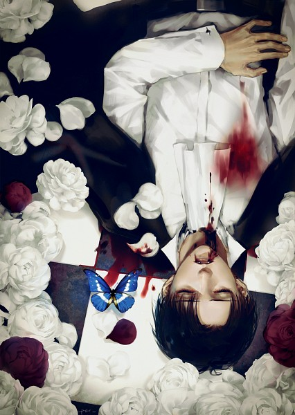 Vampire! Levi X Reader Pt1 by wolfkali on DeviantArt