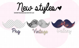New Styles.