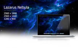 Lazarus Nebula by felixufpe