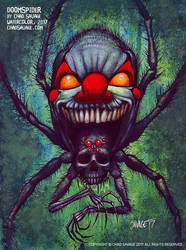Doomspider by SavageSinister