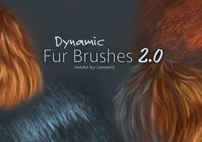 Dynamic Fur Brushes 2.0 by Loonaris