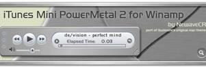 iTunes Mini Powermetal 2