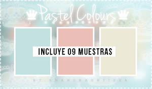 Pastel Colours