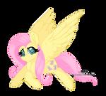 Fluttershy pagedoll by Pandorasia