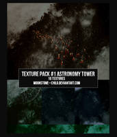 Texture Pack #1 Astronomy Tower by honeydewplum