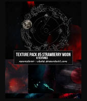 Texture Pack #5 Strawberry Moon by honeydewplum