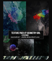 Texture Pack #7 Geometry Girl by honeydewplum