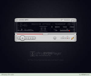 cPro AyonPlayer by victorbarac